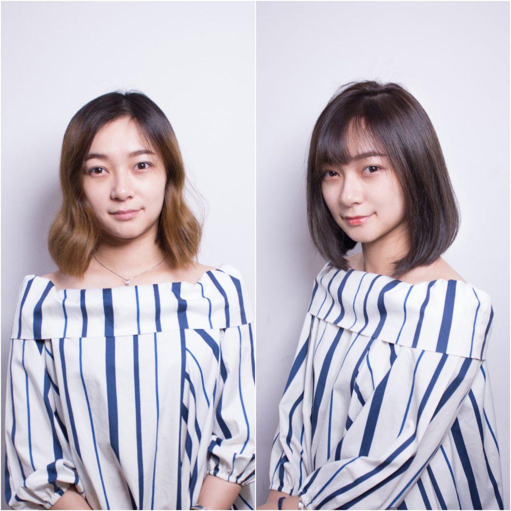 台北中山區剪染燙護髮推薦髮廊