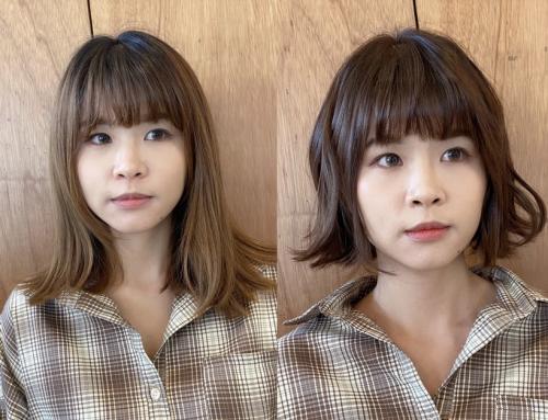Yumi-質感戚風冷棕色