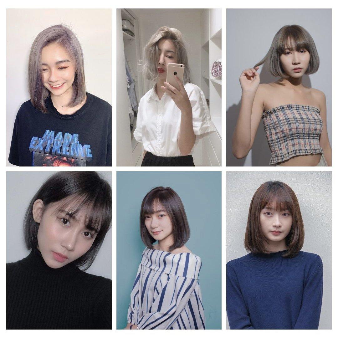 2021女生短髮特輯 | 趕緊來看看最熱門的髮型有哪些吧|台北推薦髮廊in circle Kevin
