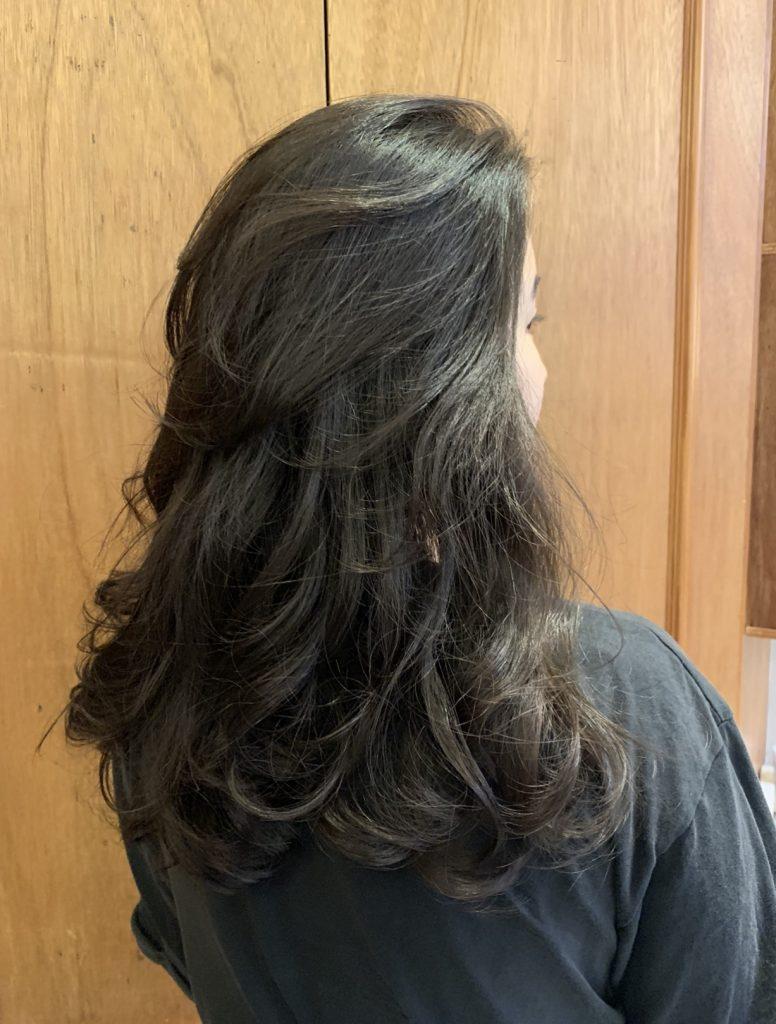 2021 女生微捲髮 |髮型中的慵懶感|台北推薦燙髮|中山in circle Miko