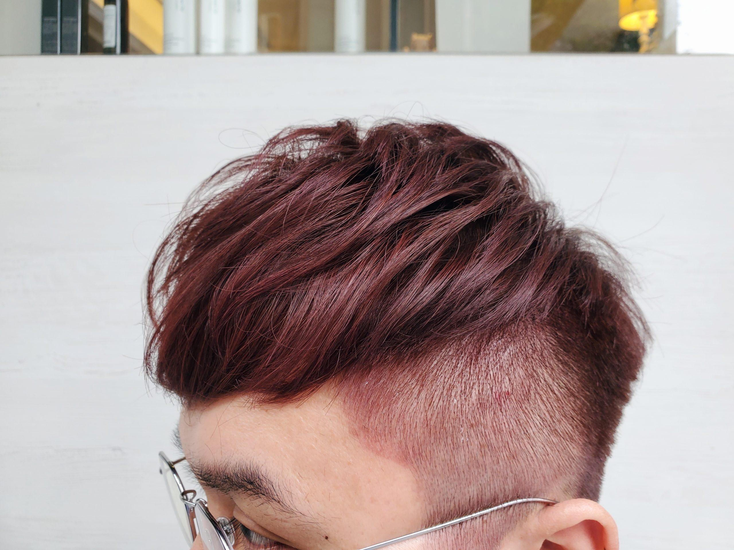 【2021髮型趨勢】超顯白 !! 暖色系髮色