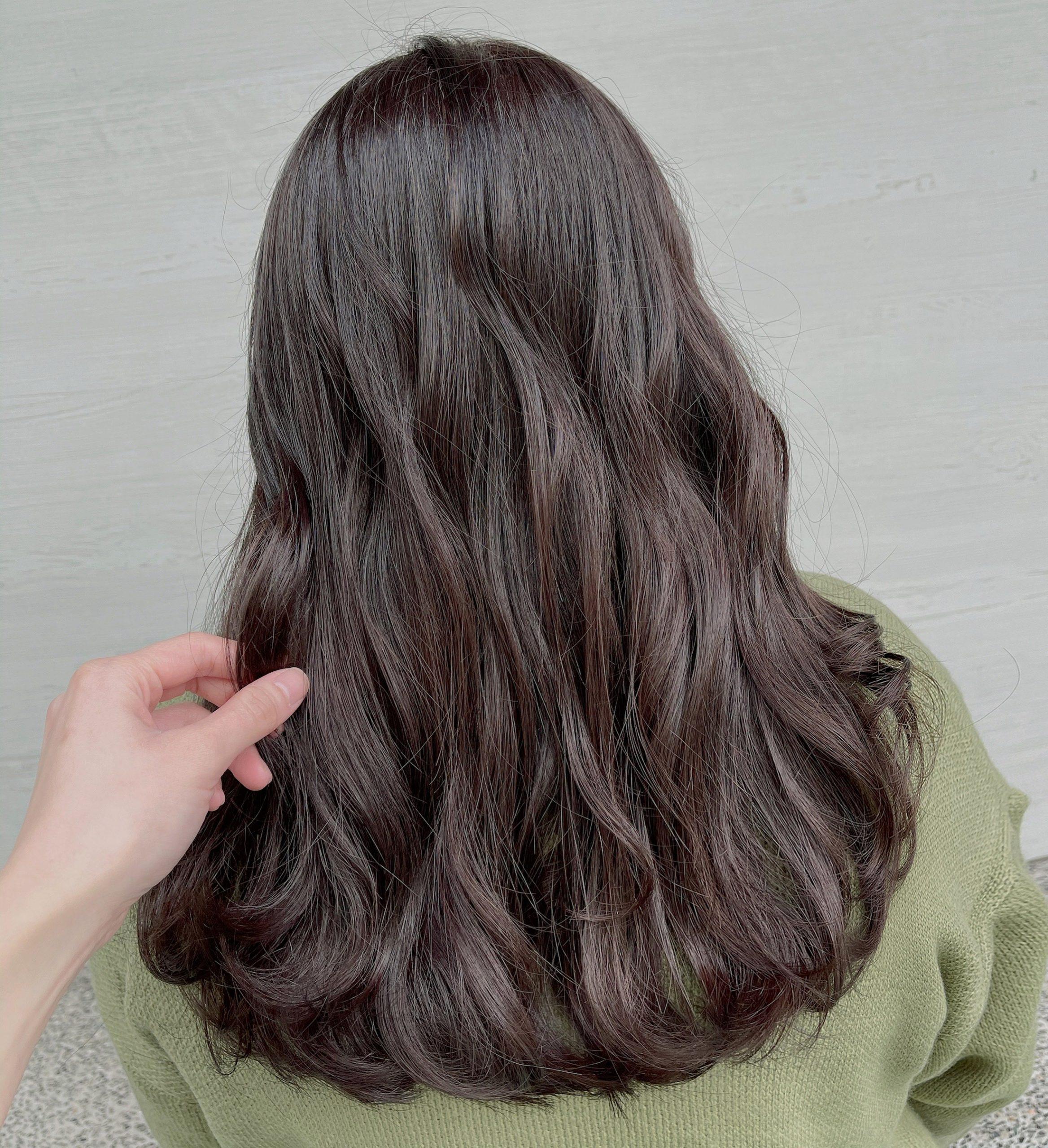 2021 女孩一定要嘗試看看的韓系髮型|台北染髮推薦|中山區in circle Vicky