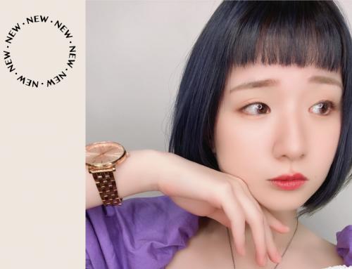 2021最美髮色-鈷藍色  |號招喜愛霧感色以及冷色調的妳