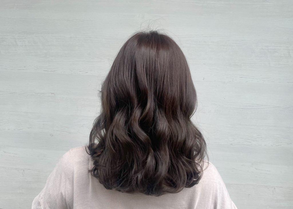 褪色也不會布丁頭很明顯的「深可可棕」