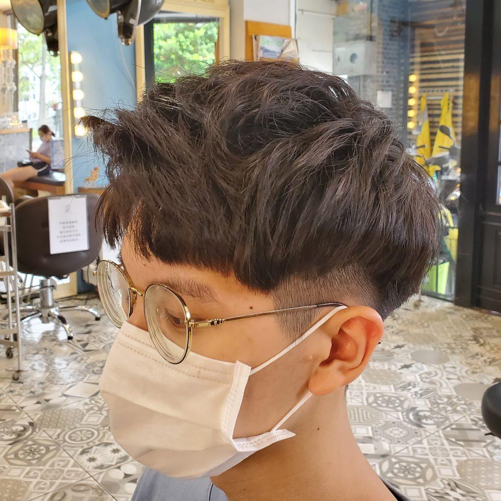 2021 男生燙髮推薦